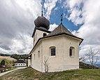 Sankt Urban Sankt Paul Filialkirche hl Paul SO-Ansicht 25042017 8022.jpg
