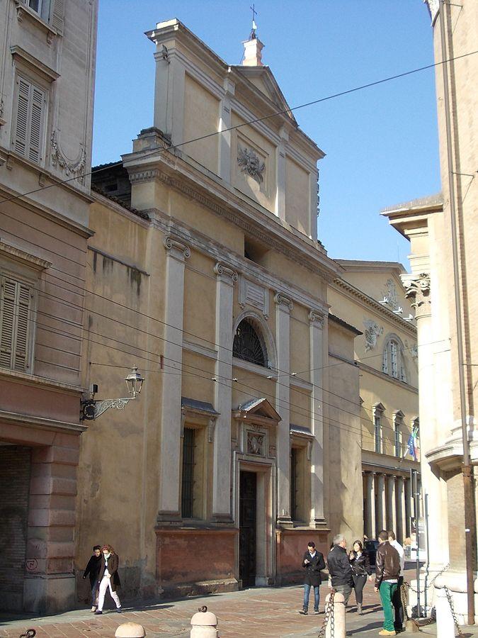 Sant'Alessandro, Parma