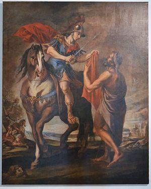 Martin (name) - Saint Martin of Tours