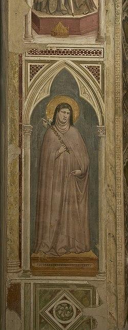 klara von assisi (ca. 1193 - 11.08.1253)