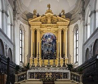Santa Giustina (Padua) - High Altar