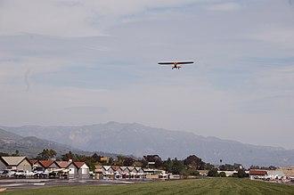 Santa Paula Airport - Image: Santa Paula 001