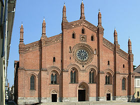Image illustrative de l'article Église Santa Maria del Carmine (Pavie)
