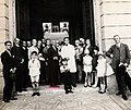 Santos Dumont no Museu Nacional, 1928.jpg