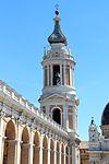 Santuario di loreto, campanile di luigi vanvitelli, 1750-54.jpg