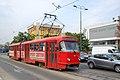 Sarajevo Tram-215 Line-1 2011-09-26 (5).jpg
