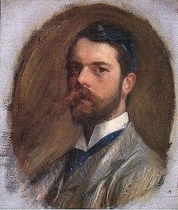 Sargent, John Singer (1856-1925) - Self Portrait 1886