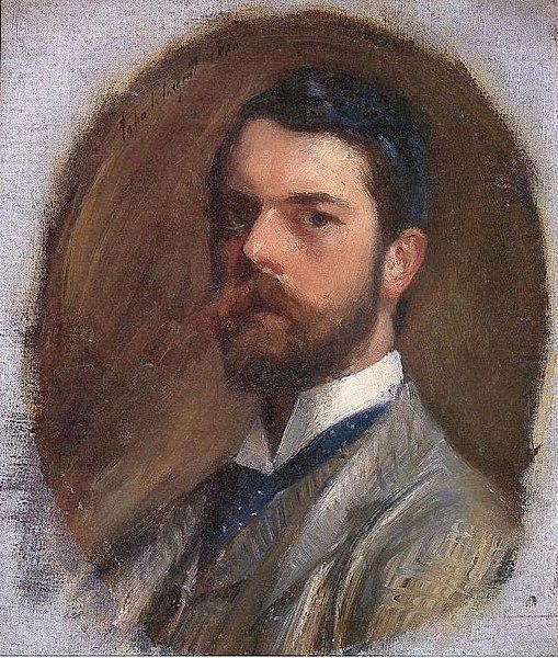 File:Sargent, John Singer (1856-1925) - Self Portrait 1886.jpg