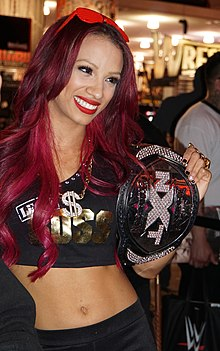 Rate the wwe a day 36 sasha banks bodybuilding com forums