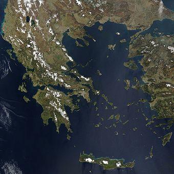 greklands största ö