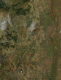 Imágen satelital