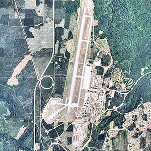 Sawyer International Airport - USGS 2006 orthophoto