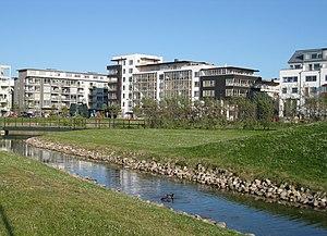 Scaniaparken - Image: Scaniaparken, Malmö