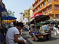 Scene on Khao San Road - Banglamphu District - Bangkok - Thailand (11731634686).jpg