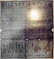 Schenkingsoorkonde van Hendrik III aan Ermengardis van Falchenberch en 3 andere dorpen (1041), historische collectie Streekmuseum Het Land van Valkenburg, Limburg.jpg