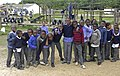 School children (Lukhanyo Primary School, Zwelihle Township (Hermanus, South Africa) 07.jpg