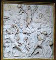 Schwerin Dom - Grabmal Christoph zu Mecklenburg 3b Relief Auferstehung.jpg