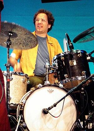 Scott Amendola - Amendola at Saalfelden in 2009