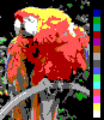 Screen color test CGA 16colors 160x100.png