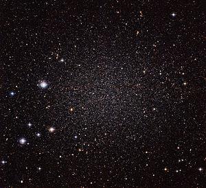 Sculptor Dwarf Galaxy - Image: Sculptor Dwarf Galaxy ESO