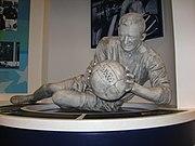 Sculpture of Bert Trautmann