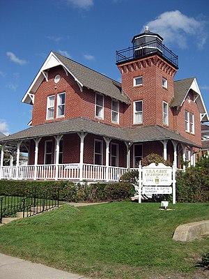 Sea Girt, New Jersey - Sea Girt Light