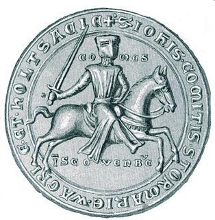 John I, Count of Holstein-Kiel Count of Holstein-Kiel