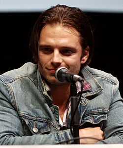 Sebastian Stan på San Diego Comic-Con International 2013.