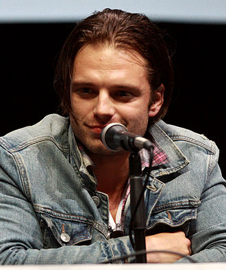 Sebastian Stan - Stan at the San Diego Comic-Con in July 2013