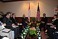 Secretary Clinton and Indonesian Foreign Minister Natalegawa Before Their Meeting (5996809149).jpg