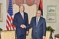 Secretary Kerry Meets With Libyan Prime Minister Zeidan (9955099176).jpg