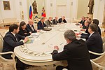 Secretary Kerry Meets With Russian President Putin and Russian Foreign Minister Lavrov to Discuss Syria and Ukraine in (25736650160).jpg