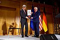 Secretary Kerry Poses With German Foreign Minister Steinmeier After Receiving the Order of Merit in Berlin (30634831483).jpg