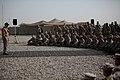 Secretary of Defense Robert Gates addresses more than 200 service members (5246657454).jpg
