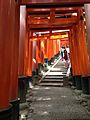 Sembon-Torii in Fushimi Inari Grand Shrine 16.jpg