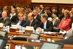 Dan Wolf - Wolf testifying before the United States House Committee on Oversight and Government Reform.