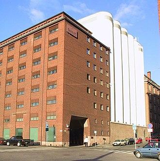 Senate Properties - The headquarters of Senate Properties in Sörnäinen, Helsinki.
