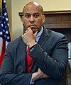 Senator Booker Meets with Judge Garland (26396442725) (cropped1).jpg
