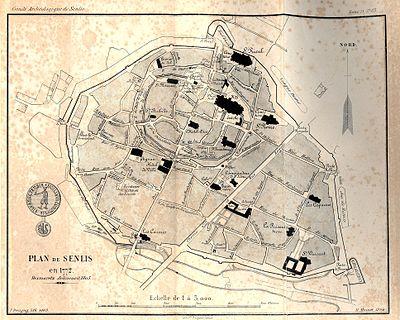 Remparts de Senlis