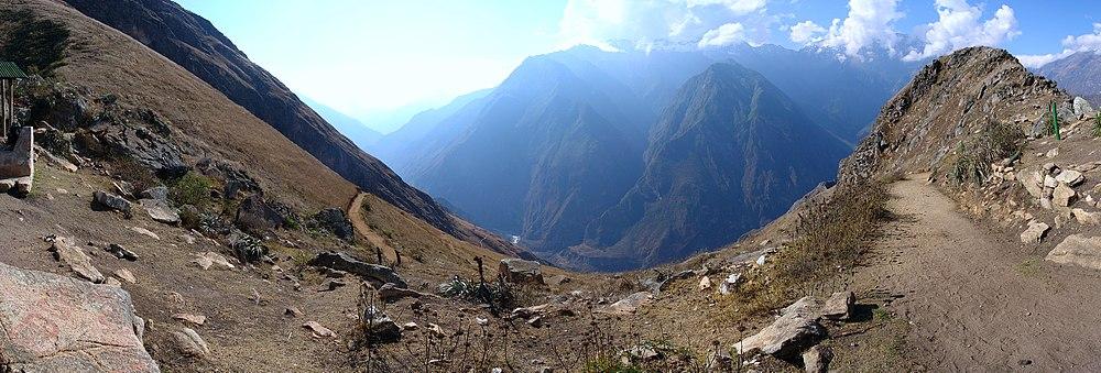 Sentier vers Choquequirao, km 10.jpg