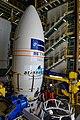 Sentinel-2A satellite - In the gantry.jpg