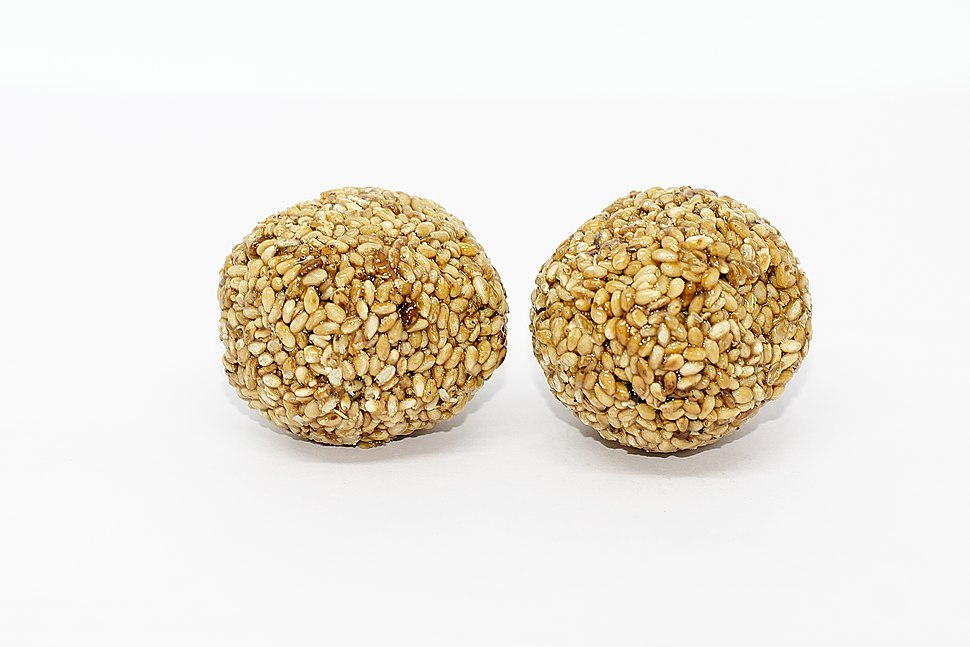 Sesame Seed Ball (Candy)