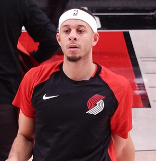 Seth Curry American basketball player