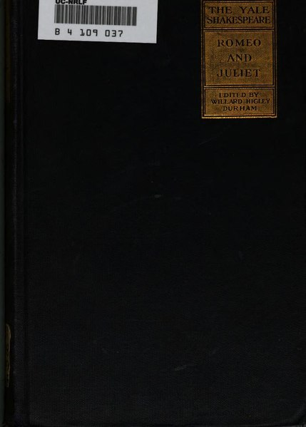 File:Shakespeare's Sonnets (1923) Yale.pdf