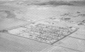 Shangri-La Estates in Ridgecrest, CA was built to provide temporary housing for personnel during the construction of the SLAA.