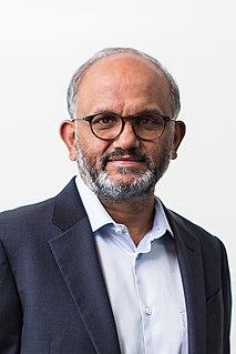 Shantanu Narayen American businessman