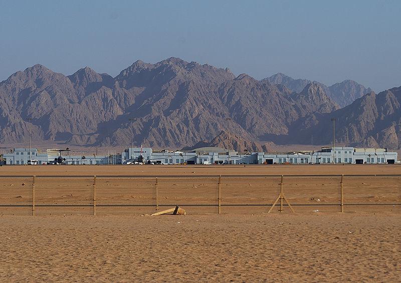 Sharm el-Sheikh International Airport, Egypt
