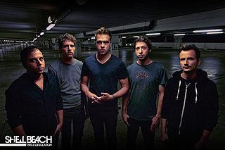 Shell Beach (band)