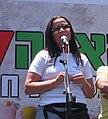 Shelly Yachimovich - Gay Pride Tel Aviv 2007 שלי יחימוביץ' במצעד הגאווה תל אביב.JPG