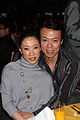 Shen Xue and Zhao Hongbo at 2009 Grand Prix Final – Banquet.jpg